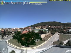 view from San Basilio on 2018-06-23