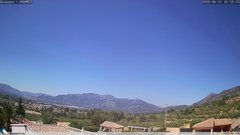 view from Gaianes - El Comtat on 2018-06-21