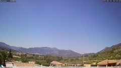 view from Gaianes - El Comtat on 2018-06-22