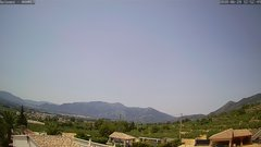 view from Gaianes - El Comtat on 2018-06-24