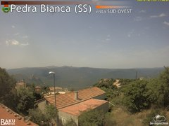 view from Pedra Bianca on 2018-07-05