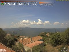 view from Pedra Bianca on 2018-07-10