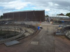 view from Dalmarnock 2 on 2018-07-08