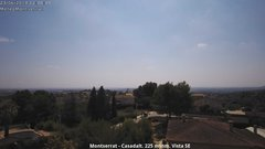 view from Montserrat - Casadalt (Valencia - Spain) on 2018-06-23