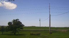 view from Ewing, Nebraska (west view)   on 2018-07-07
