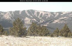 view from 5 - All Mountain Cam on 2018-07-07