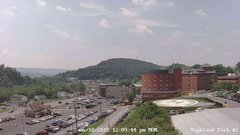 view from Highland Park Hose Co. #2 on 2018-06-18