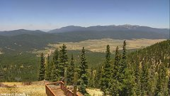 view from Angel Fire Valley on 2018-06-25