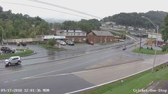 view from Electric Avenue - Lewistown on 2018-09-17