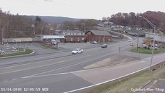 view from Electric Avenue - Lewistown on 2018-11-14