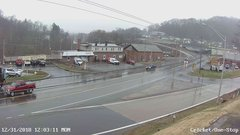 view from Electric Avenue - Lewistown on 2018-12-31