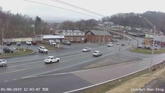 view from Electric Avenue - Lewistown on 2019-01-08
