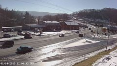 view from Electric Avenue - Lewistown on 2019-01-14