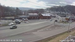view from Electric Avenue - Lewistown on 2019-01-15