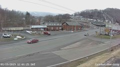 view from Electric Avenue - Lewistown on 2019-01-19