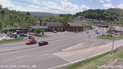 view from Electric Avenue - Lewistown on 2019-05-16