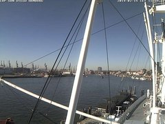 view from Cap San Diego on 2019-02-15