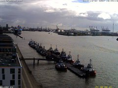 view from Altona Osten on 2018-10-01