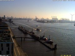 view from Altona Osten on 2018-10-14