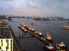 view from Altona Osten on 2019-06-10