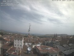 view from LOGROÑO CENTRO on 2018-08-07