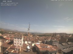 view from LOGROÑO CENTRO on 2018-08-11