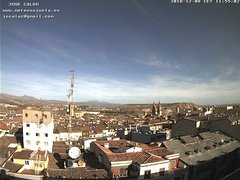 view from LOGROÑO CENTRO on 2018-12-08