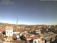 view from LOGROÑO CENTRO on 2019-02-12