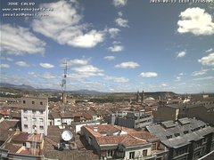 view from LOGROÑO CENTRO on 2019-08-13
