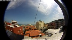 view from Oss. Meteorologico di Gabicce Mare e Cattolica on 2018-08-04