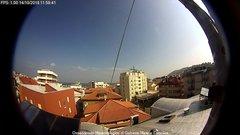 view from Oss. Meteorologico di Gabicce Mare e Cattolica on 2018-10-14