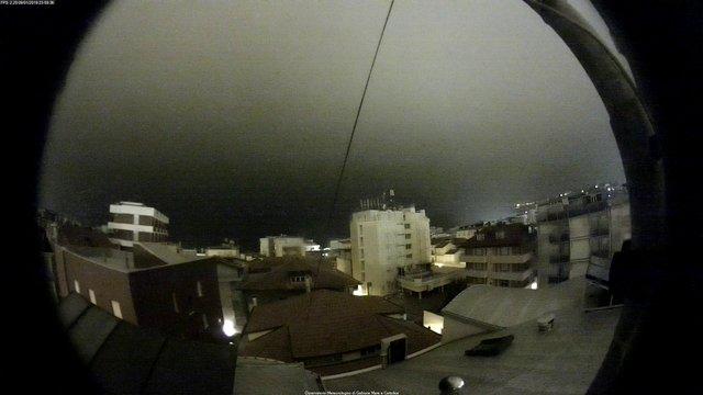 time-lapse frame, Oss. Meteorologico di Gabicce Mare e Cattolica webcam