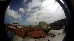 view from Oss. Meteorologico di Gabicce Mare e Cattolica on 2019-08-13