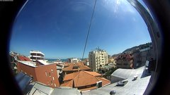 view from Oss. Meteorologico di Gabicce Mare e Cattolica on 2019-08-18