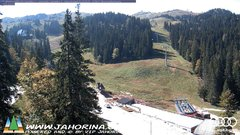 view from Ogorjelica 1 on 2018-10-01
