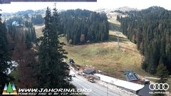 view from Ogorjelica 1 on 2018-10-16