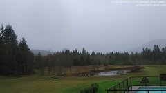 view from Olympic View Cabins Hurricane Ridge Cam on 2018-12-11