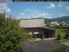 view from VREME ŽIRI-cam-1-SV on 2018-08-11
