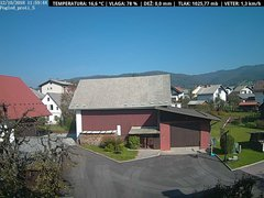 view from VREME ŽIRI-cam-1-SV on 2018-10-12