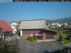 view from VREME ŽIRI-cam-1-SV on 2018-10-13