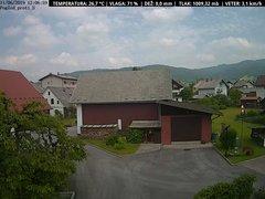 view from VREME ŽIRI-cam-1-SV on 2019-06-11