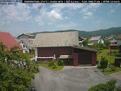 view from VREME ŽIRI-cam-1-SV on 2019-06-12
