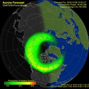 view from Aurora Forecast on 2018-10-08