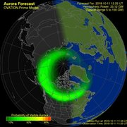 view from Aurora Forecast on 2018-10-11