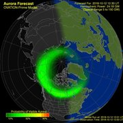 view from Aurora Forecast on 2018-10-12