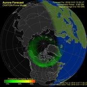 view from Aurora Forecast on 2018-12-01