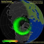 view from Aurora Forecast on 2018-12-10