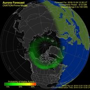 view from Aurora Forecast on 2018-12-24