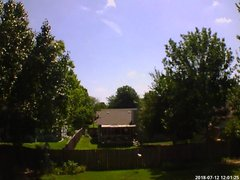 view from Logan's Run Cam2 on 2018-07-12