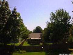 view from Logan's Run Cam2 on 2018-07-19